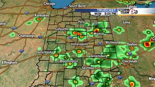 ALERT: Isolated storms possible this afternoon