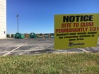 Recycle Spots to close in Johnson County