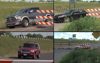 Drivers making dangerous turns to avoid I-65
