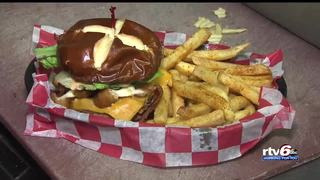 'Between the Bun' serves up burgers with a twist