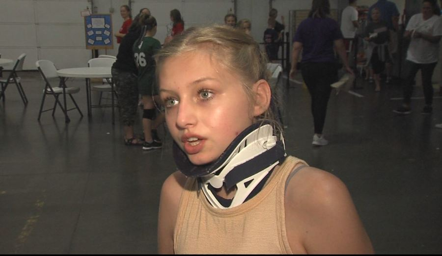 Noblesville Shooting Victim Ella Whistler Tells Rtv6 She S Ready To Quot Make Things Normal Again