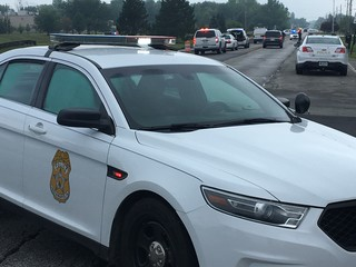 Body found in ditch on Indianapolis' east side