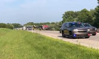 Two victims identified in Delaware County crash