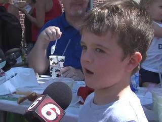 WATCH: Hilarious kids discuss food at State Fair