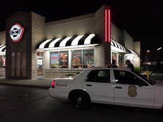 Robbers hit Steak 'N Shake on Indy's east side
