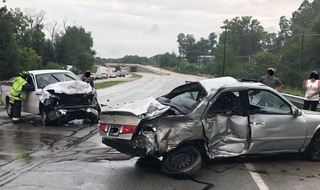 1 person killed, 4 injured in Carmel accident