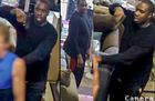 Police search for man who robbed furniture store