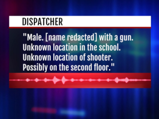 Noblesville shooting audio released for 1st time