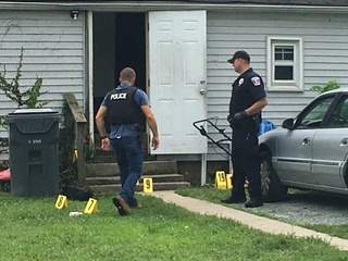 Man shot and killed in Anderson