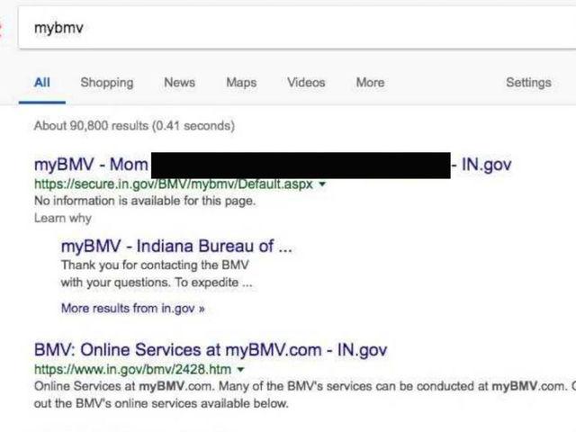 mybmv indiana