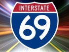 Rain delays completion of I-69 in Martinsville