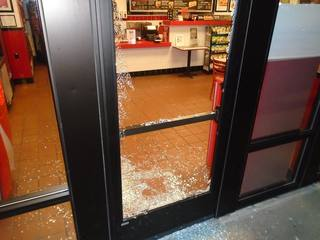 Franklin Firehouse Subs shop burglarized