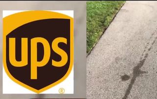 UPS agrees to clean driveway after RTV6 report