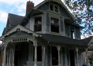 Franklin Heritage restores old, abandoned homes