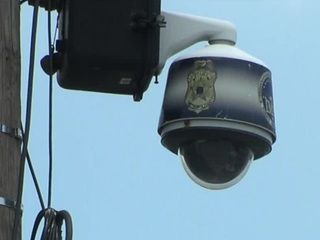 Many of the police cameras in Indy don't work