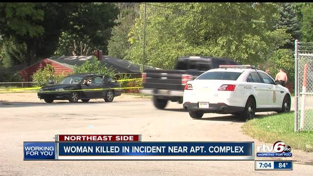 Woman dead after suffering from undisclosed trauma Saturday afternoon on…