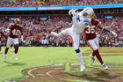 Colts beat Redskins in Washington 21-9