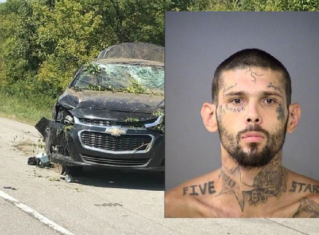 Shots fired during chase for suspect on SW side