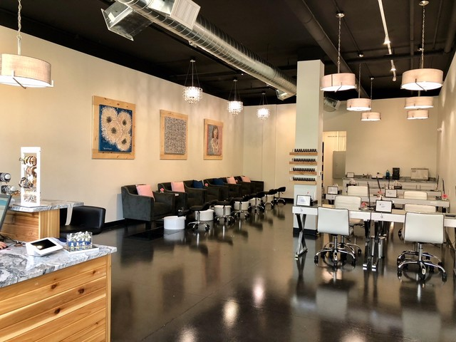 Businesses Continue To Choose East Downtown Location New Nail Salon