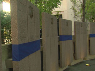 Indiana's fallen officers honored in ceremony