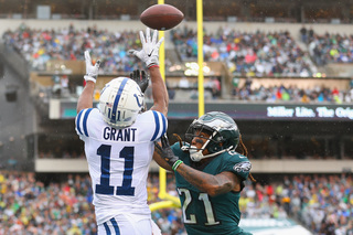 PHOTOS: Philadelphia Eagles beat Colts 20-16