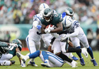 Colts lose to Eagles in Philadelphia 20-16