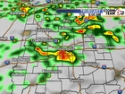 TIMELINE: T'storms possible throughout Tuesday