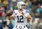 Luck's comeback putting Colts in playoff hunt