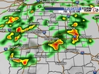 TIMELINE: Rain and T'storms move in today