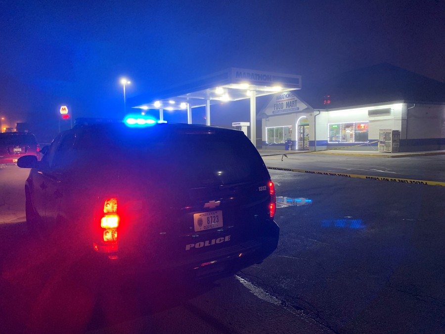 Person fatally shot outside Muncie gas station - TheIndyChannel.com Indianapolis...
