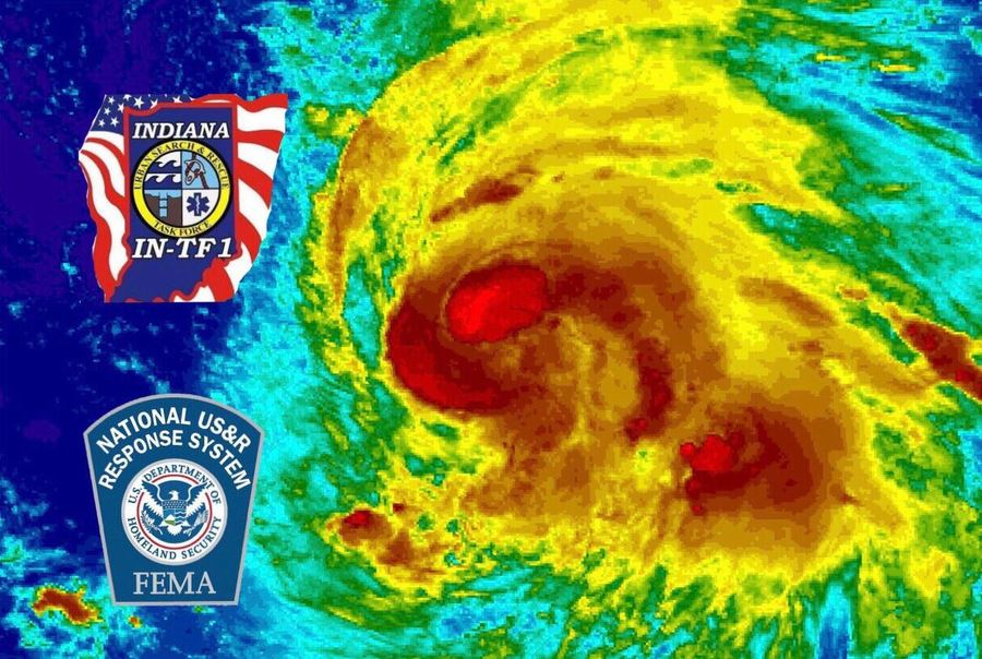 Indiana Task Force 1 activated to help with Hurricane Michael - TheIndyChannel.c...