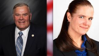 Two candidates battle for open 4th District seat