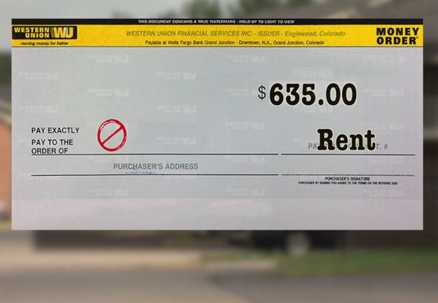 Rent money stolen from Indy apartment drop box