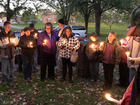 Vigil held for man killed in hit-and-run