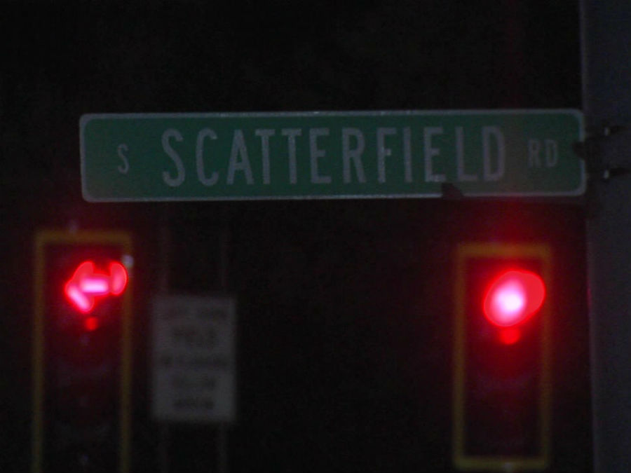 Pedestrian Struck Killed In Anderson Driver Stopped