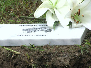Funeral service honors unclaimed Indy baby