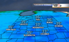 More patchy frost for Friday morning