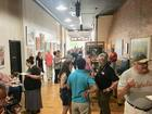 Anderson celebrates first year of First Friday