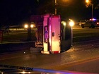 Person runs from fatal crash on Indy's east side
