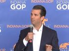 WATCH: Donald Trump Jr. speaks at Indiana rally