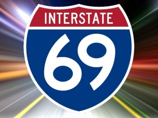 New section of I-69 thru Bloomington almost done