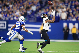 PHOTOS: Colts win against Jacksonville Jaguars