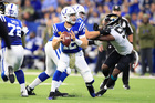 Colts win against Jaguars 29-26