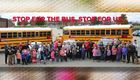Rush County schools launch bus safety campaign