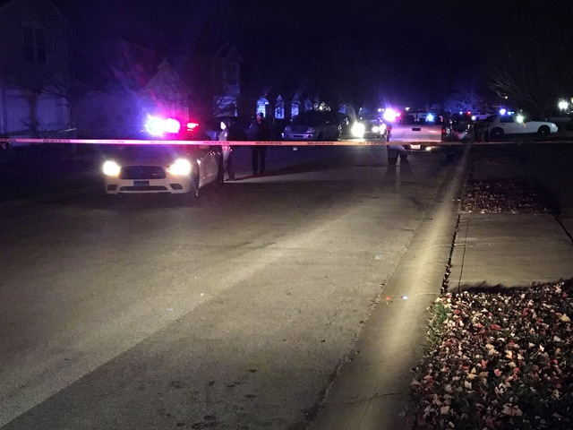 Four people shot on Indy's west side