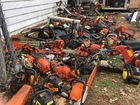 Dozens of stolen chainsaws found in Columbus