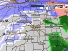 TIMELINE: When will wintry mix end?