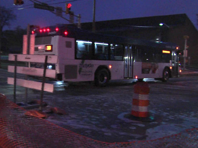 Call 6 uncovers safety concerns at bus stops