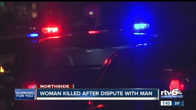 Woman dies from trauma after domestic disturbance in Indianapolis