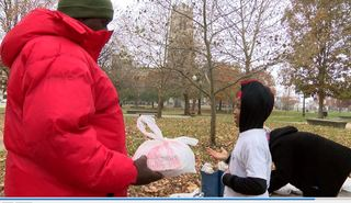 Indy boy on a mission to help the less fortunate